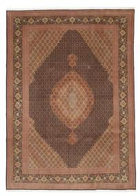 Tapis Tabriz 50 Raj avec de la soie 2882