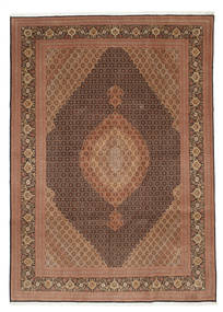 Tabriz 50 Raj med silke teppe 2882