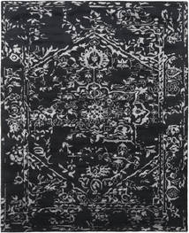 Orient Express - Black Rug 240X300 Authentic  Modern Handknotted Dark Grey (Wool/Bamboo Silk, India)