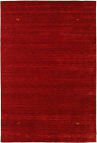 Loribaf Loom Zeta - Red Rug 190X290 Modern Dark Red/Rust Red (Wool, India)