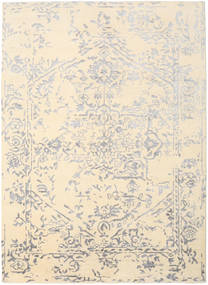 Orient Express - White/Grey Rug 210X290 Authentic  Modern Handknotted Beige/Light Grey (Wool/Bamboo Silk, India)