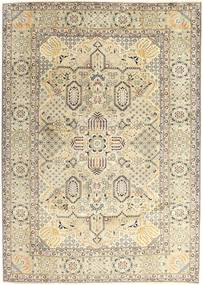 Najafabad Rug 273X370 Authentic  Oriental Handknotted Beige/Light Grey Large (Wool, Persia/Iran)