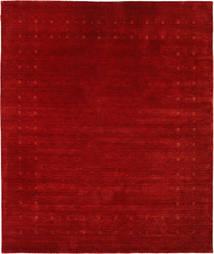 Loribaf Loom Delta - Red Rug 240X290 Modern Dark Red/Rust Red (Wool, India)