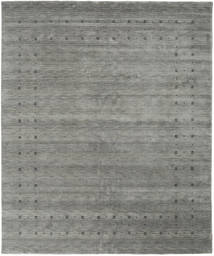 Loribaf Loom Delta - Grey Rug 240X290 Modern Dark Grey (Wool, India)