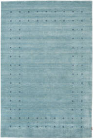 Loribaf Loom Delta - Light Blue rug CVD18017