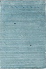 Loribaf Loom Alfa - Lys blå teppe CVD18037