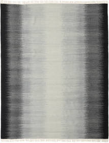Tappeto Ikat - Nero / Grigio CVD17486