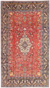 Sarough Matto 205X355 Itämainen Käsinsolmittu Vaaleanruskea (Villa, Persia/Iran)