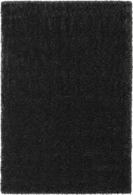 Lotus - Tummanharmaa-matto CVD19946