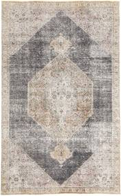 Colored Vintage Rug 168X270 Authentic  Modern Handknotted Light Grey/Dark Grey (Wool, Persia/Iran)