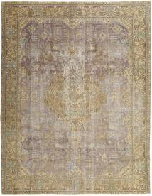 カラード ヴィンテージ 絨毯 298X382 モダン 手織り 薄茶色/薄い灰色 大きな (ウール, ペルシャ/イラン)