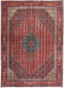 Bidjar Patina Rug 283X382 Authentic  Oriental Handknotted Dark Red/Brown Large (Wool, Persia/Iran)