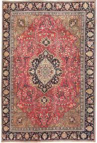 Tabriz Patina Matto 188X280 Itämainen Käsinsolmittu Vaaleanruskea/Tummanbeige (Villa, Persia/Iran)