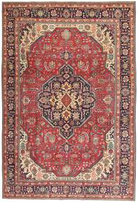Tabriz Patina Rug 198X294 Authentic  Oriental Handknotted Brown/Purple (Wool, Persia/Iran)