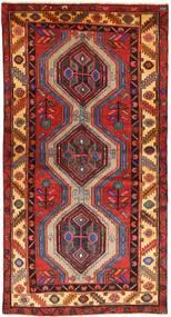 Lori Alfombra 125X238 Oriental Hecha A Mano Rojo Oscuro/Óxido/Roja (Lana, Persia/Irán)