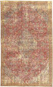 Colored Vintage Rug 166X270 Authentic  Modern Handknotted Brown/Light Brown (Wool, Persia/Iran)