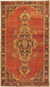 Colored Vintage Rug 160X280 Authentic  Modern Handknotted Orange/Brown (Wool, Persia/Iran)