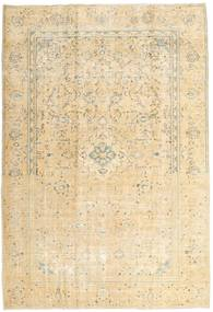 Colored Vintage Alfombra 195X280 Moderna Hecha A Mano Beige/Beige Oscuro (Lana, Persia/Irán)