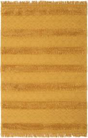 Kelim Berber Ibiza - Mosterd Geel tapijt CVD19405