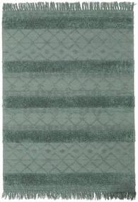 Kelim Berber Ibiza - Dimgrön matta CVD19421