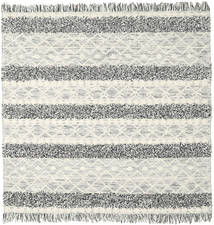 Kilim Berber Ibiza - Black and White Mix rug CVD19394