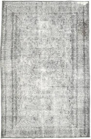 Colored Vintage Rug 187X283 Authentic  Modern Handknotted Light Grey/Dark Grey (Wool, Persia/Iran)