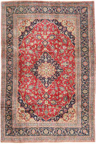 Kashmar Rug 192X295 Authentic  Oriental Handknotted Light Brown/Purple (Wool, Persia/Iran)