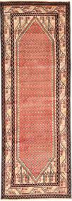 サルーク Mir 絨毯 100X307 オリエンタル 手織り 廊下 カーペット 薄茶色/オレンジ (ウール, ペルシャ/イラン)