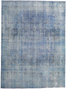 Colored Vintage Rug 292X400 Authentic  Modern Handknotted Light Blue/Blue Large (Wool, Pakistan)