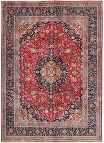 Kashmar Alfombra 242X335 Oriental Hecha A Mano Gris Claro/Rojo Oscuro (Lana, Persia/Irán)