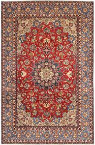 Najafabad Alfombra 248X372 Oriental Hecha A Mano Rojo Oscuro/Marrón Oscuro (Lana, Persia/Irán)