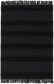Kilim Berber Ibiza - Carbon Black carpet CVD19413
