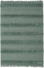 Kelim Berber Ibiza - Minzgrün Teppich CVD19416