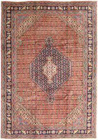 Ardebil Rug 236X344 Authentic Oriental Handknotted Dark Red/Rust Red (Wool, Persia/Iran)
