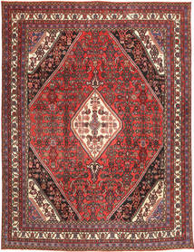 Hamadan Patina Rug 258X342 Authentic  Oriental Handknotted Brown/Dark Brown Large (Wool, Persia/Iran)