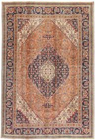 Ardebil Patina Teppe 200X294 Ekte Orientalsk Håndknyttet Brun/Lysbrun (Ull, Persia/Iran)
