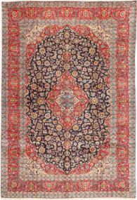 カシャン 絨毯 295X432 オリエンタル 手織り 薄茶色/茶 大きな (ウール, ペルシャ/イラン)