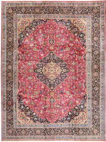 カシュマール 絨毯 288X388 オリエンタル 手織り 薄茶色/紫 大きな (ウール, ペルシャ/イラン)