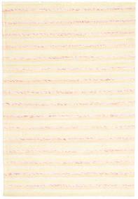 Jakart Kelim Teppich  124X183 Moderner Beige ( Indien)
