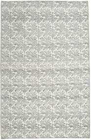 Kilim Rug 124X186 Authentic  Modern Handwoven Light Grey/Beige (Wool, India)