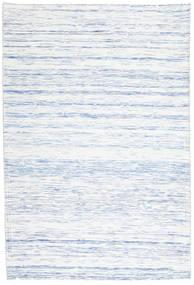 Jakart Kelim Matto 121X182 Moderni Käsinkudottu Beige/Vaaleanharmaa ( Intia)