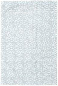 Kelim Teppich 120X178 Echter Orientalischer Handgewebter Hellblau/Beige (Wolle, Persien/Iran)