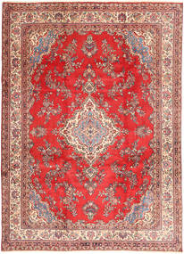Hamadan Shahrbaf Rug 238X327 Authentic  Oriental Handknotted Light Brown/Orange (Wool, Persia/Iran)