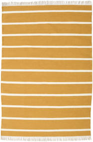 Dhurrie Stripe - Mustard Yellow carpet CVD19166