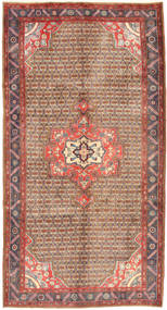 Koliai Rug 160X300 Authentic  Oriental Handknotted Hallway Runner  Brown/Light Brown (Wool, Persia/Iran)