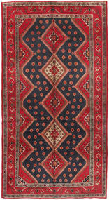 Koliai Rug 164X300 Authentic  Oriental Handknotted Brown/Dark Grey (Wool, Persia/Iran)