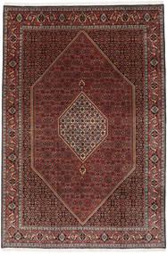 Bidjar Rug 202X298 Authentic  Oriental Handknotted Dark Red/Dark Brown (Wool, Persia/Iran)