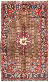 Koliai Tappeto 171X290 Orientale Fatto A Mano Rosso Scuro/Grigio Scuro (Lana, Persia/Iran)