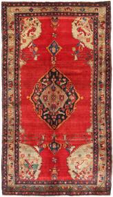 Koliai Tapis 170X309 D'orient Fait Main Rouille/Rouge/Rouge Foncé (Laine, Perse/Iran)