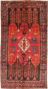 Koliai Matto 155X296 Itämainen Käsinsolmittu Tummanpunainen/Oranssi (Villa, Persia/Iran)